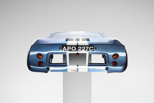 Project: UBS Goodwood 2013 GT40